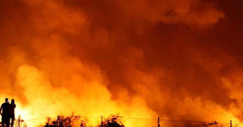 [ CLIMAT-ENVIRONNEMENT ] L'Algérie dans les flammes