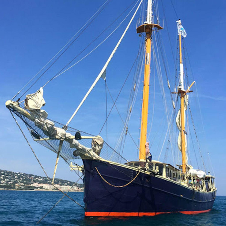 [ ENVIRONNEMENT ] Méditerranée: Coup de propre en plein mer à bord de l'Amadeus