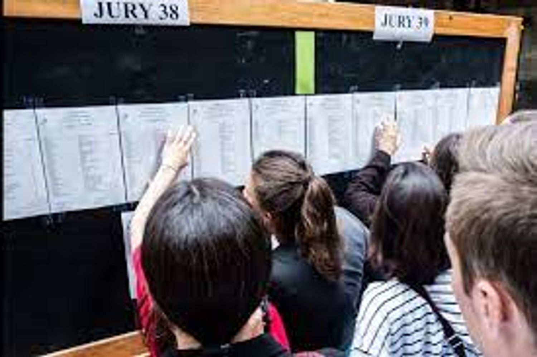 [ EDUCATION ] France: Le résultat du bac aujourd'hui pour les élèves de terminal