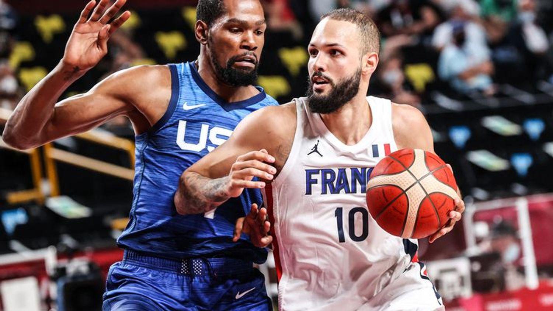 [ SPORT-BASKETBALL ] JO2021: Grosse performance des Français face aux américains.