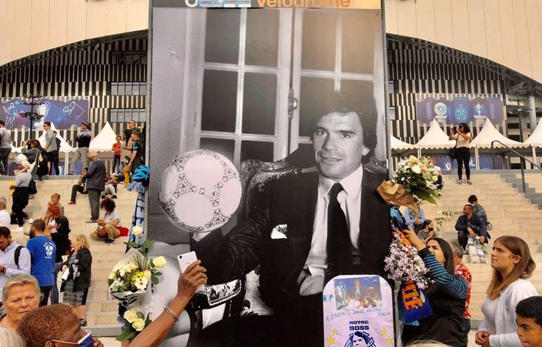 [ HOMMAGE ]: Le stade Vélodrome renommé en l'honneur de Bernard Tapie fait son bout de chemin