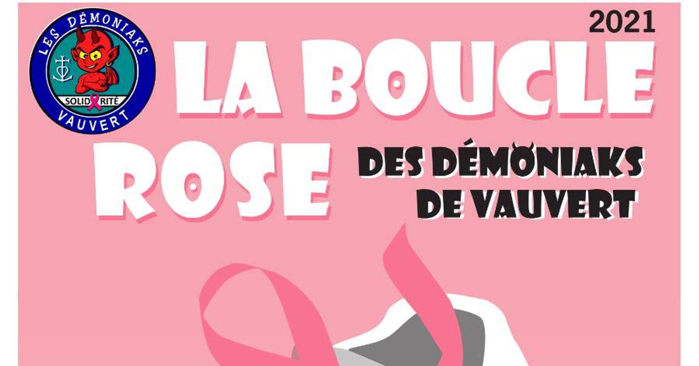 [ BILAN ]: Pari gagné pour la Boucle Rose à Vauvert