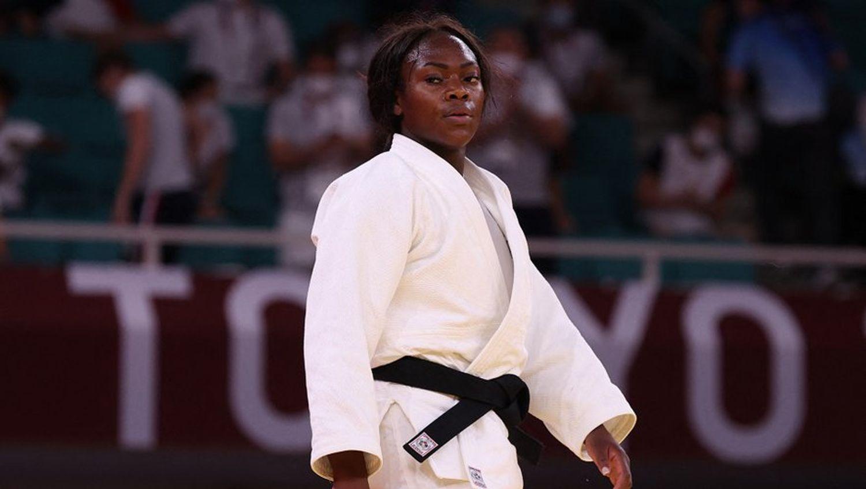 [ SPORT ] Judo Féminin/JO2021: Victoire de Clarisse Agbegnenou par Ippon dans le Golden score