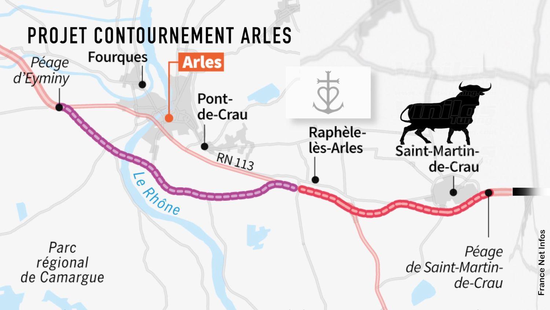 [ SECURITE/SOCIETE ] Arles: La RN113 pourrait changer de nom