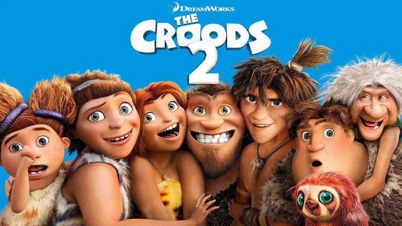 [ CULTURE/LOISIR ] Les Croods en avant-première au CGR de Nîmes ce dimanche 27 juin