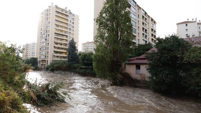 [ Bilan ]: Intempéries qui se sont abattues sur les Bouches-du-Rhône