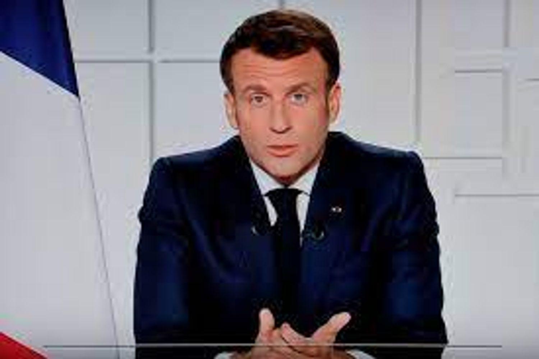 [ POLITIQUE ] Allocution de Macron très attendue ce soir