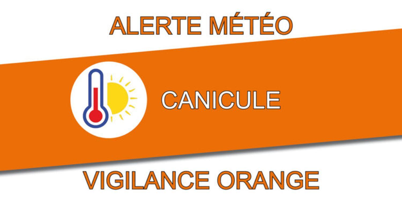 [ CLIMAT ] Alerte orange canicule: Vigilance maximum dans le département