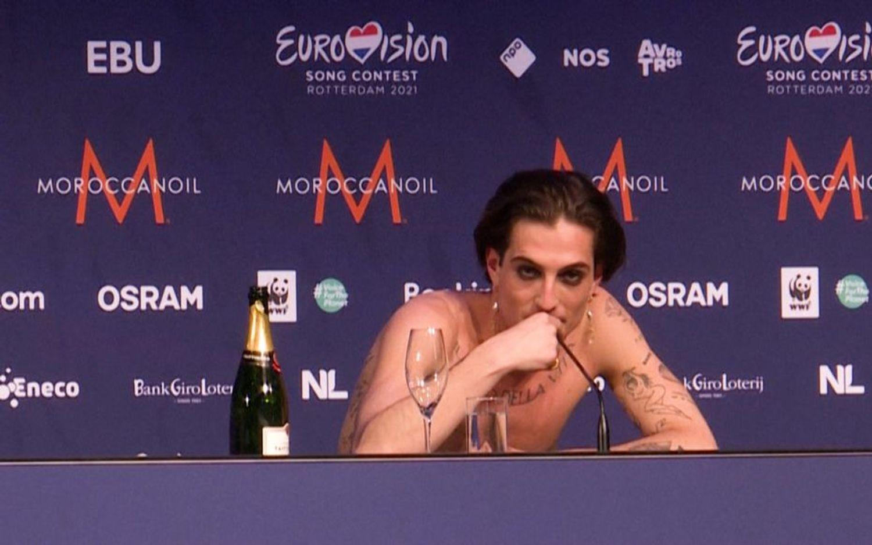 [ INFO - PEOPLE ] Test négatif pour le vainqueur de l'Eurovision.
