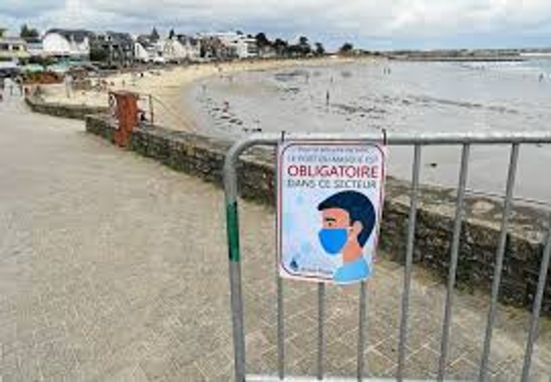 [ ALERTE INFO ] Bouches-du-Rhône: Fini les masques sur les plages et dans les espaces naturels