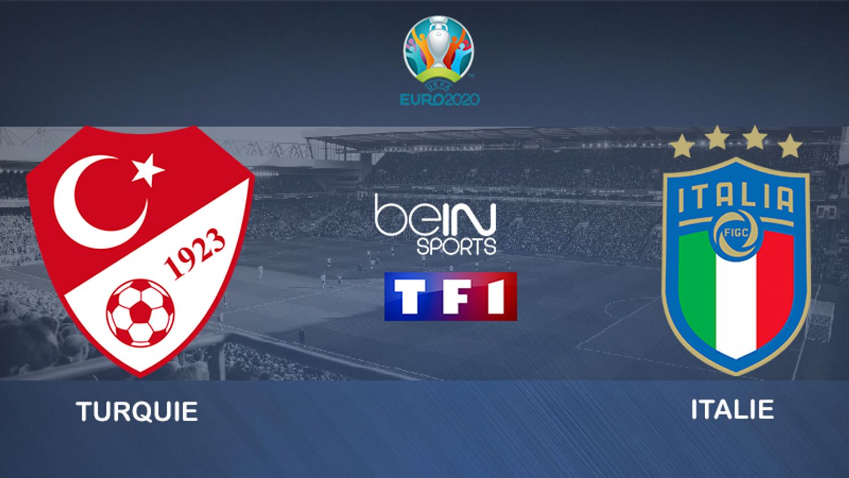 [ SPORT ] Football/Euro 2021: Turquie/Italie en match d'ouverture ce soir