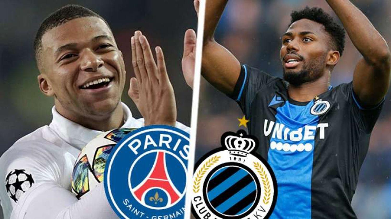 [ SPORT ] Football/LDC: Le PSG fait le nul pour sa rentrée en Ligue des Champions face au FC Bruges