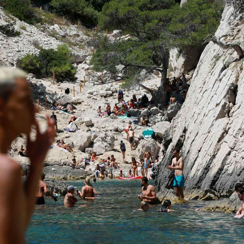 [ TOURISME ] Boûches-du-Rhône: Les calanques prises d'assaut par les locations marines illégales