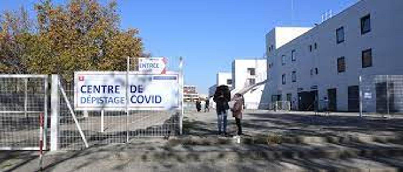 [SANTE]: Un centre de dépistage temporaire a ouvert ses portes quartier Pissevin à Nîmes.