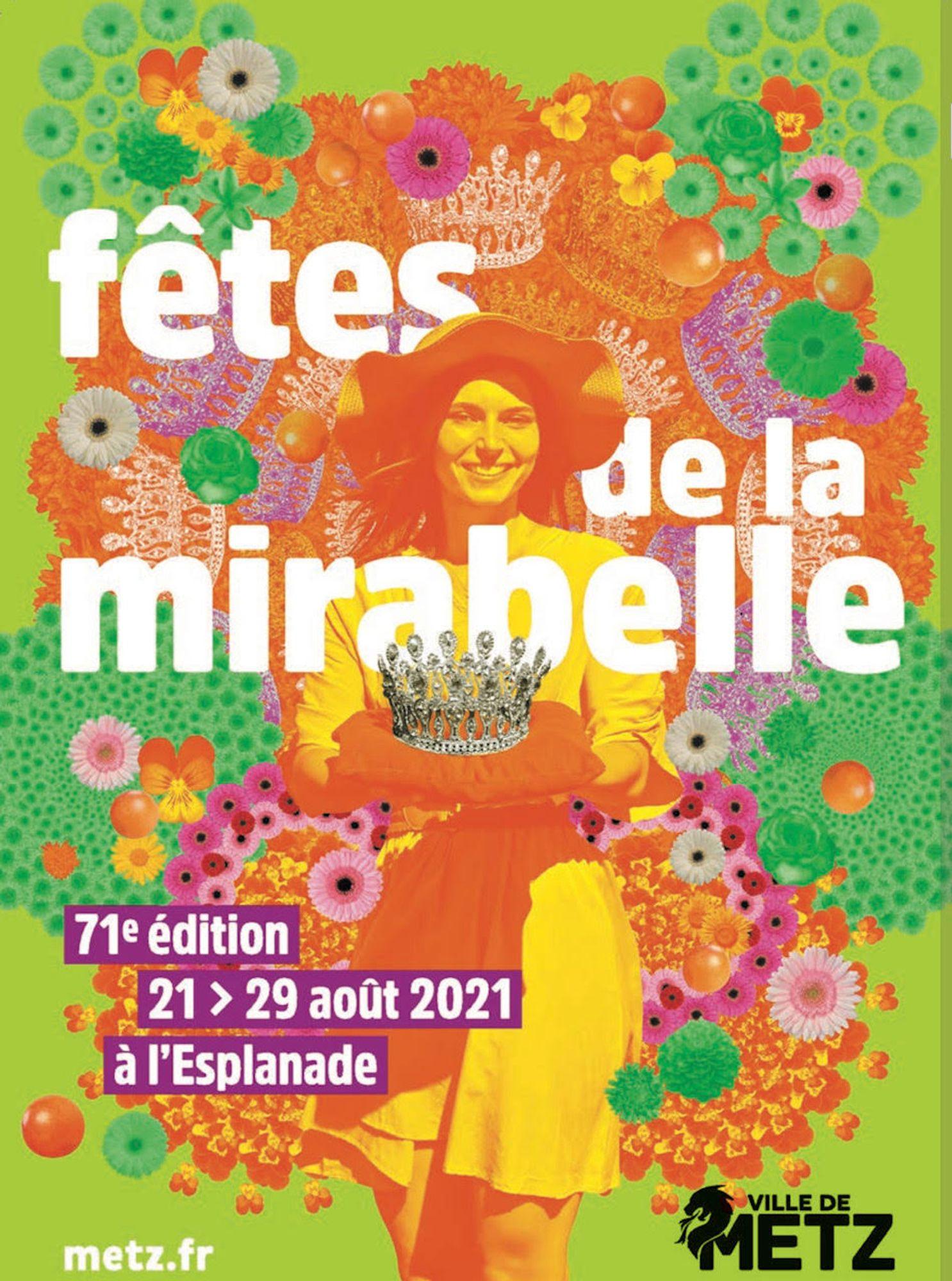 Les fêtes de la Mirabelle édition 2021