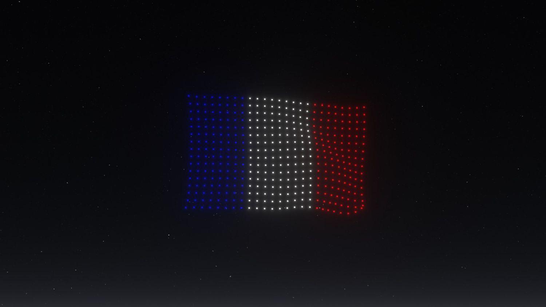 Evénements: Des spectacles de drones lumineux en Lorraine?
