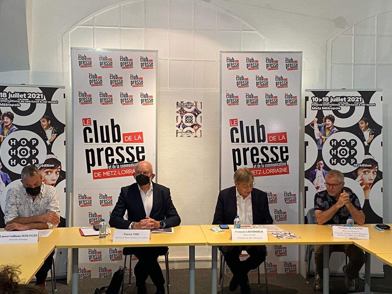 Metz : 12ème édition du Festival Hop Hop Hop