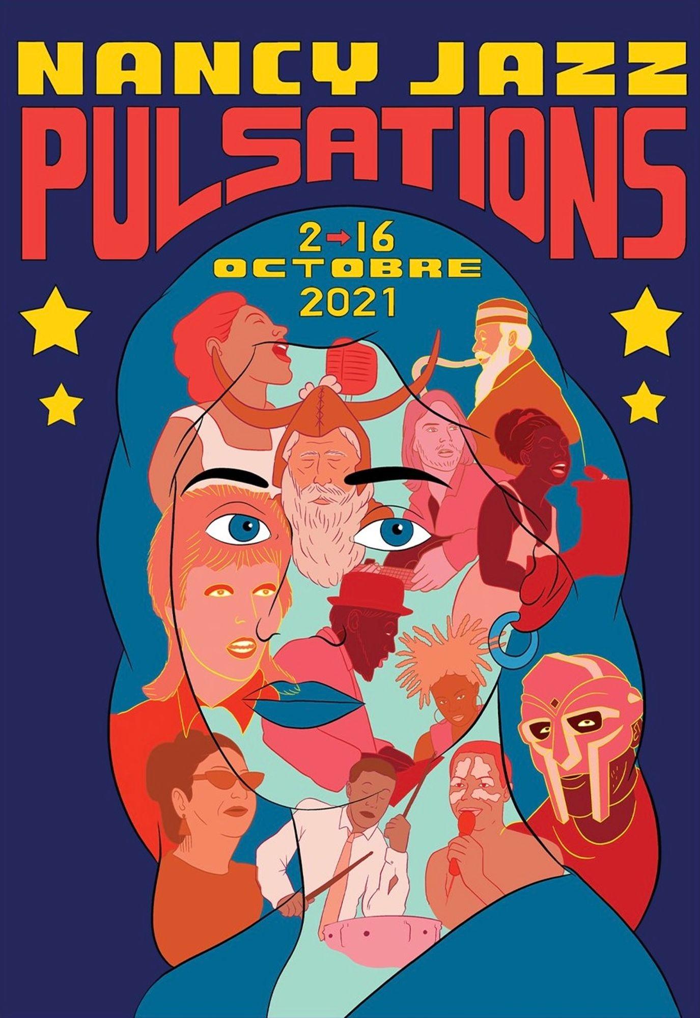 La 48ème édition du Nancy Jazz Pulsations se dévoile