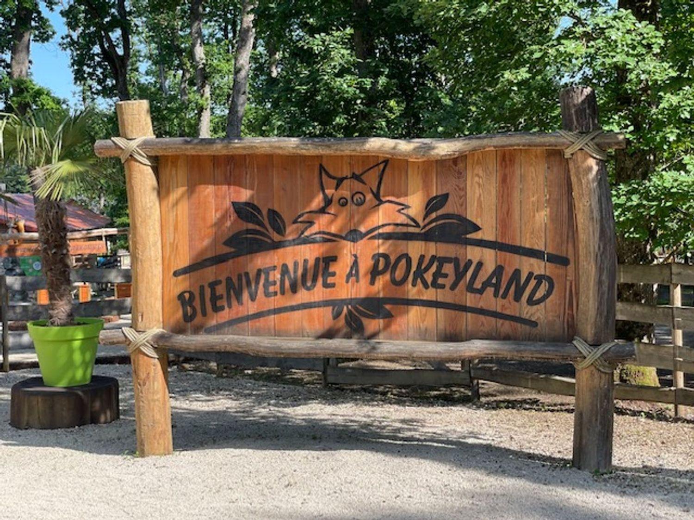 Venez vous amuser avec nous au Parc Pokeyland