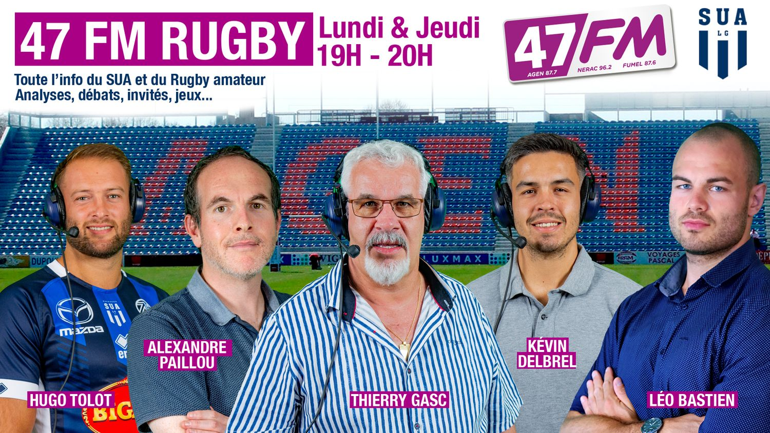 47 FM RUGBY