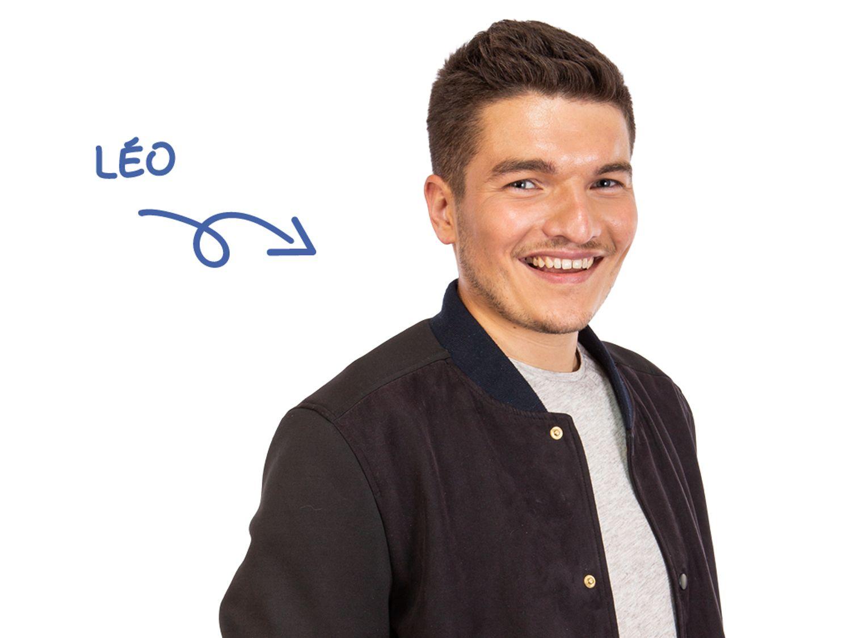 Léo, animateur sur Toulouse FM