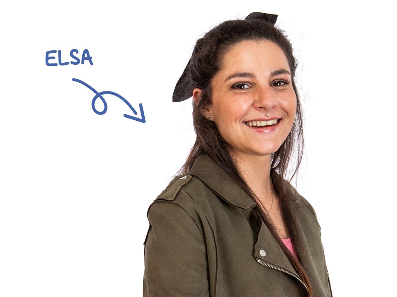 Elsa Athiel, animatrice radio sur Toulouse FM