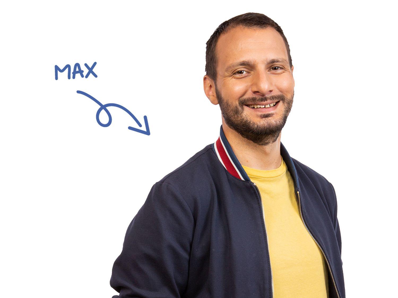 Max, animateur sur Toulouse FM