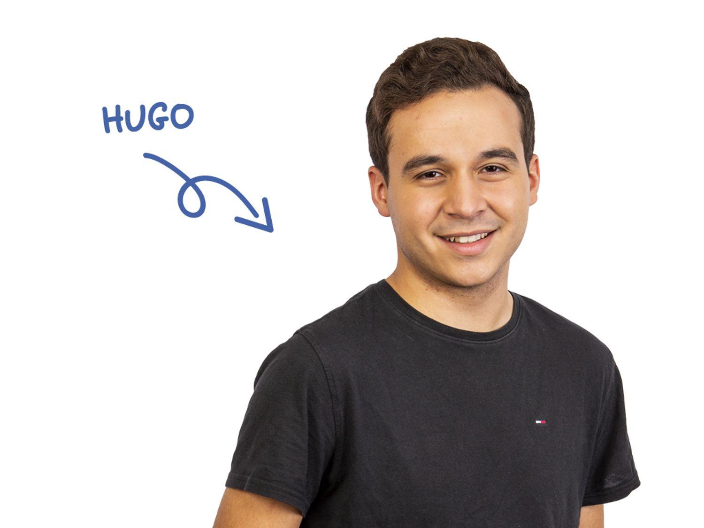 Hugo, animateur radio sur Toulouse FM