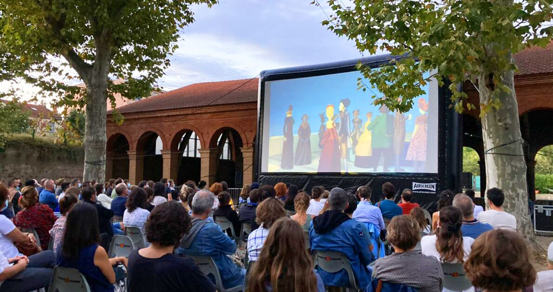 Cinéma plein air VNF 2021
