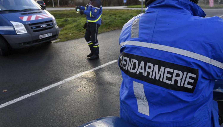 Contrôle de gendarmerie