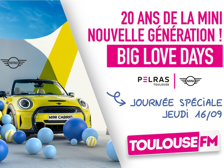 20 ans de la Mini nouvelle génération avec Pelras Toulouse !