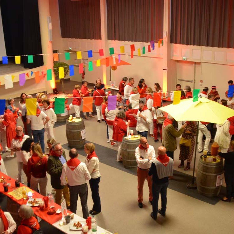 Une soirée de remerciements à Biganos