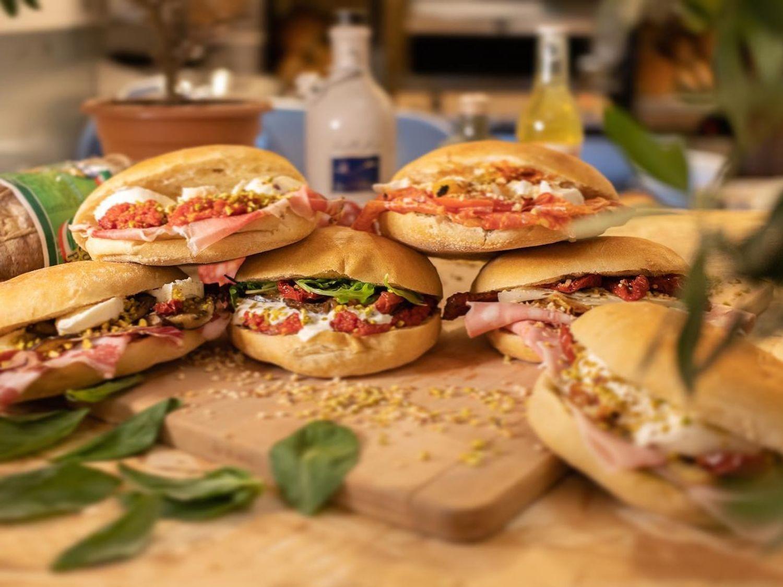 Jouez au My Resto : découvrez Orto et ses authentiques panino italiano