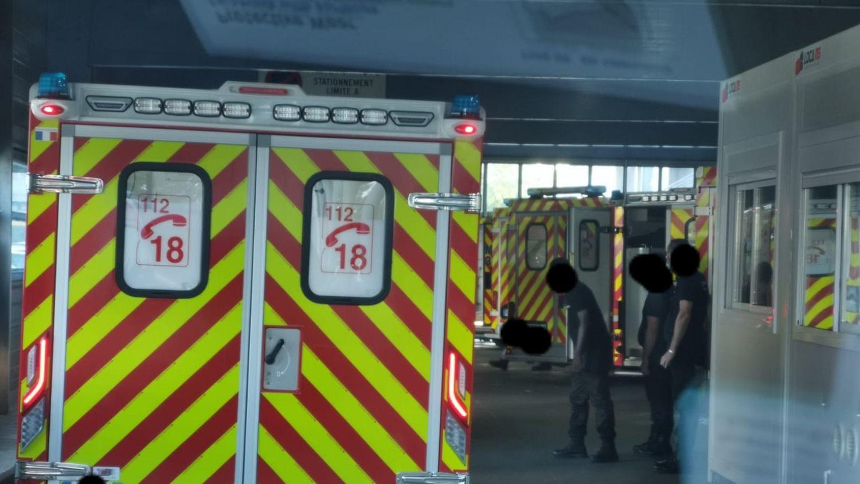 Pompiers SDIS 33