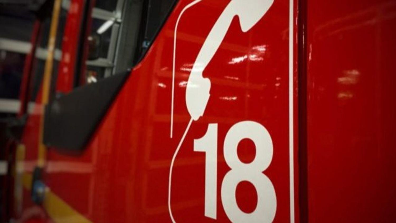 Pompiers FPT feu