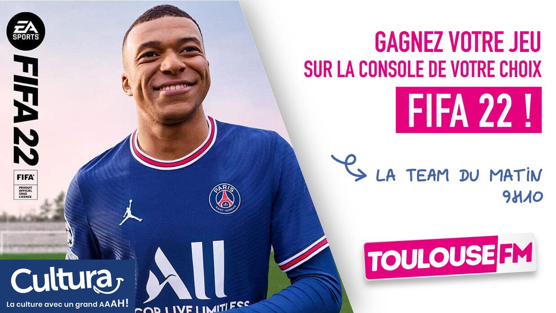 FIFA 22 !