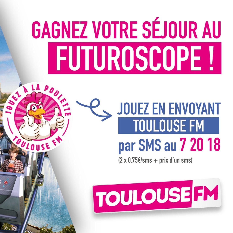 Gagnez votre séjour au Futuroscope !