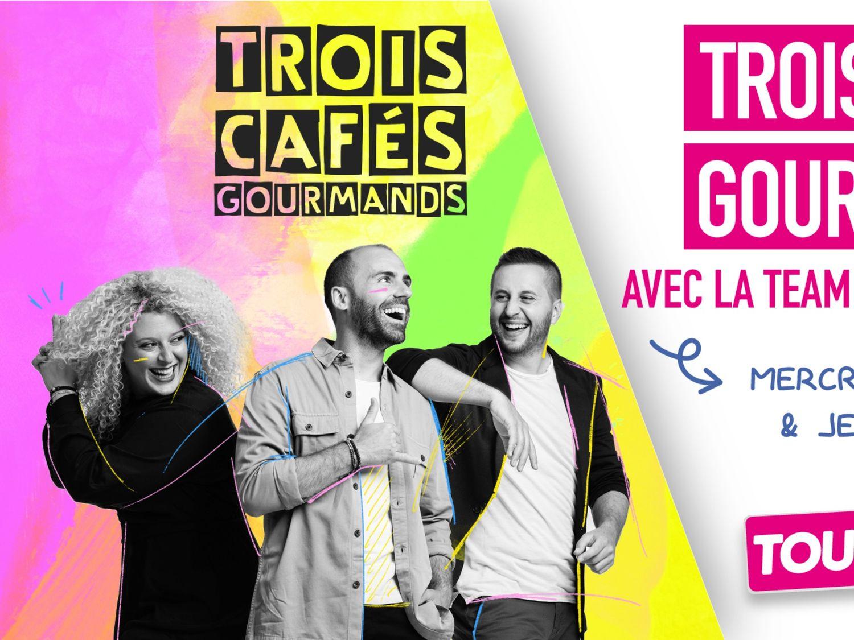 Trois Cafés Gourmands à Toulouse !