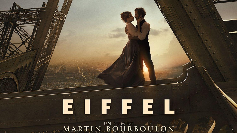 Affiche film Eiffel