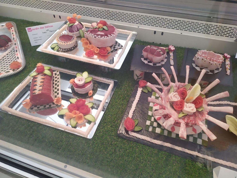 Foire Européenne concours bouchers artisans