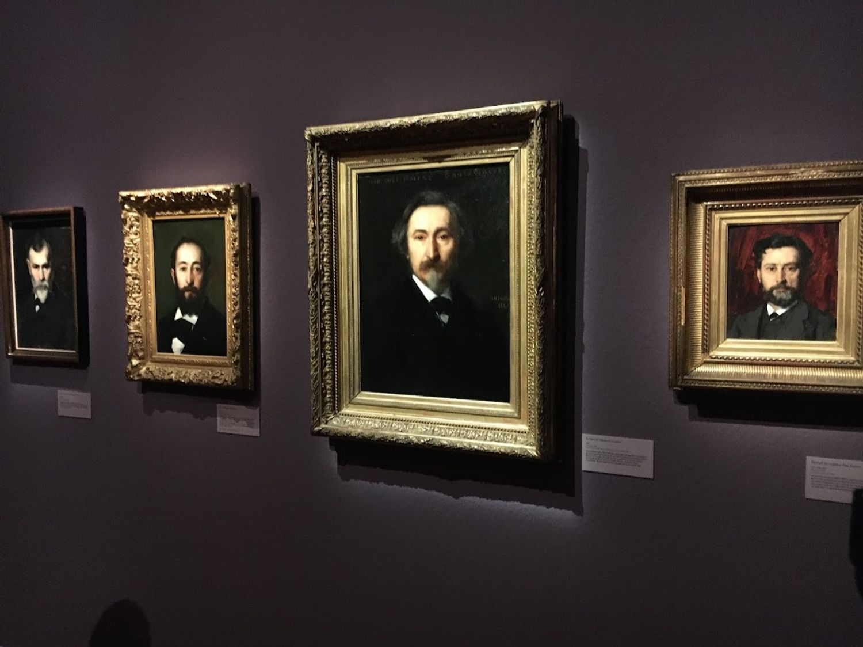 Henner vue portraits exposition Strasbourg octobre 2021