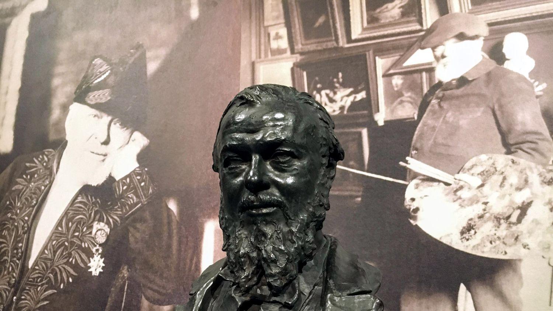 Jean Jacques Henner buste et photos