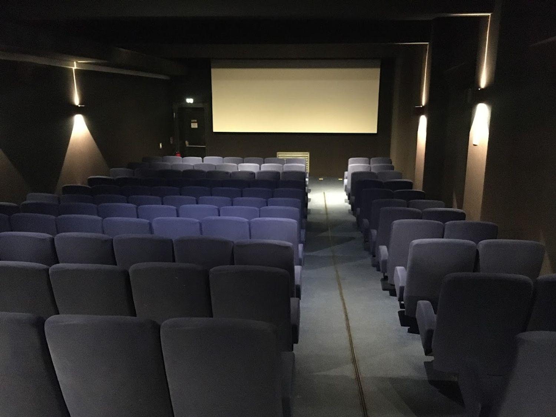 Salle cinéma vide Strasbourg Star 2021