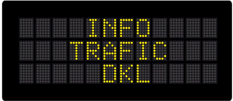 L'info trafic