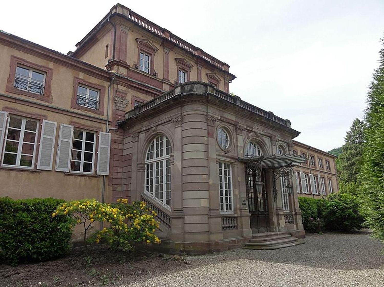 Château Neuenbourg Guebwiller