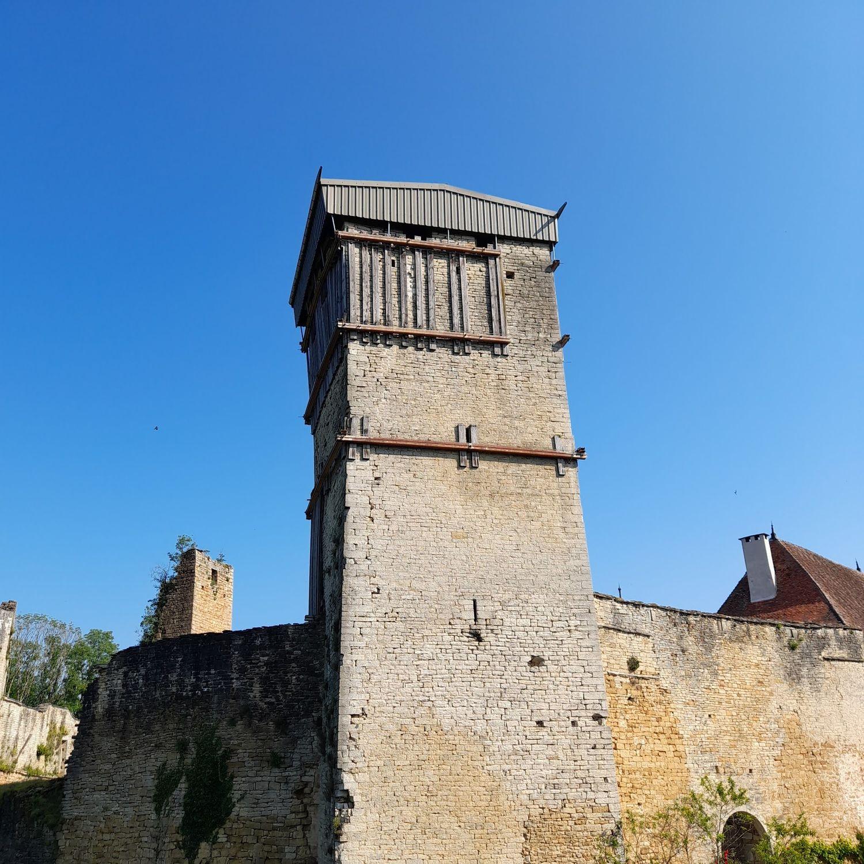 Château Oricourt Haute saône