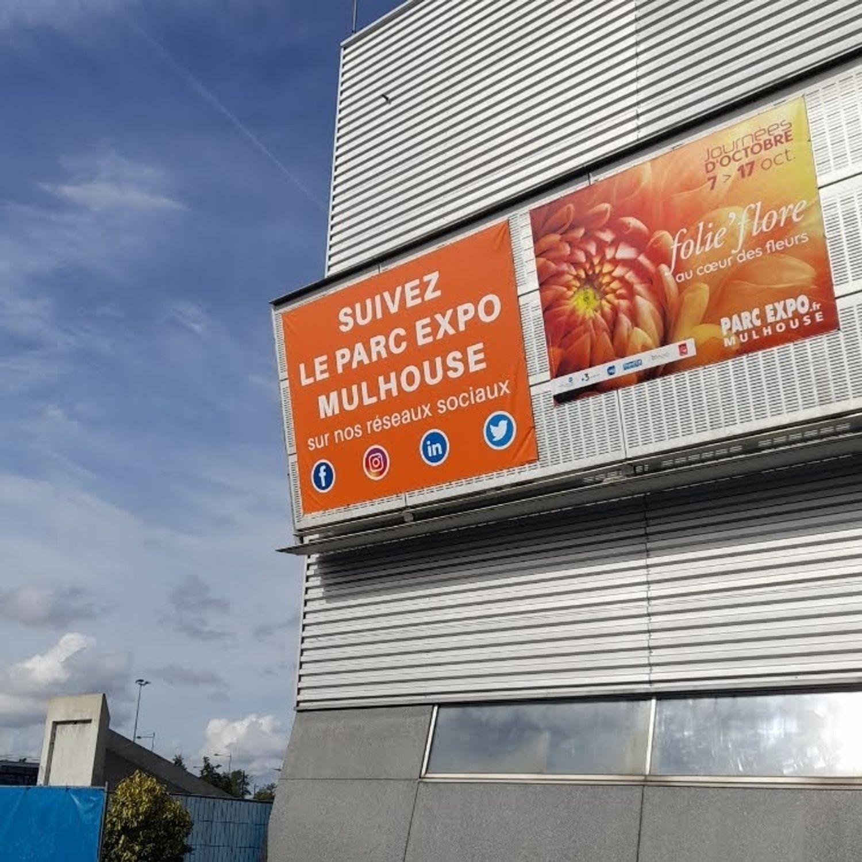 Journées d'Octobre Mulhouse Folie'Flore 2021