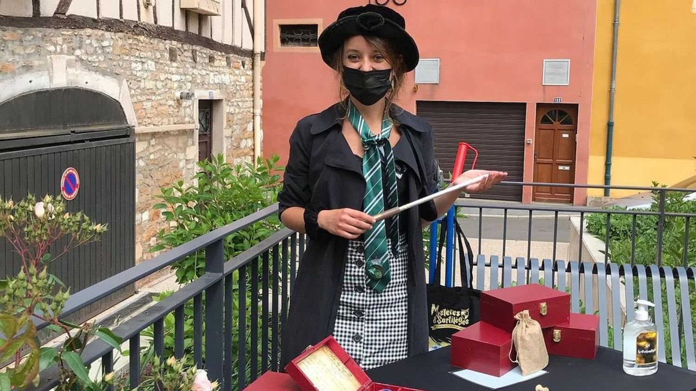 Mystères et Sortilèges : entrez dans l'école des sorciers dijonnaise