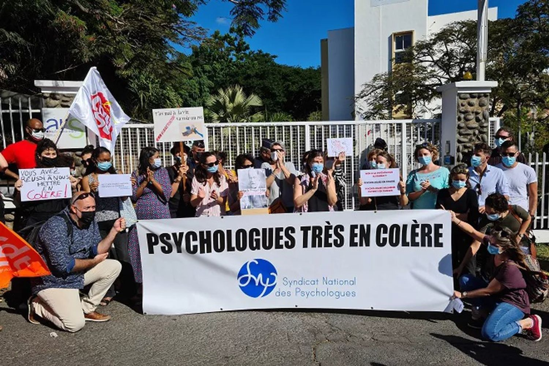 Dijon : les psychologues en grève ce mardi