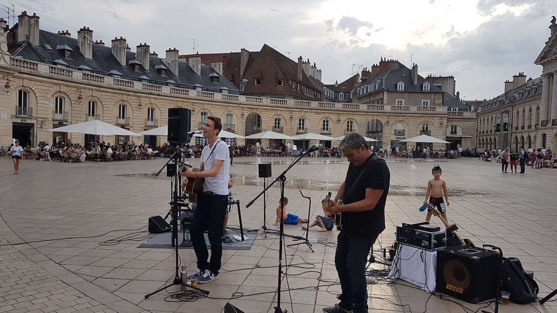 Une trentaine de concerts gratuits sont prévus cet été à Dijon